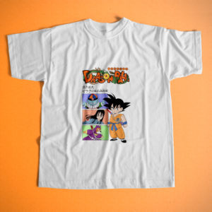 Polera Dragon ball Gokú