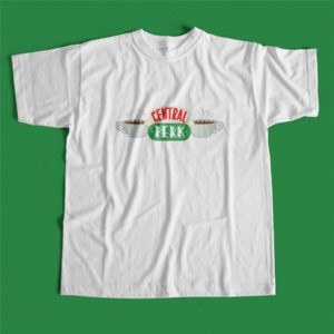 Polera Friends Central Perk