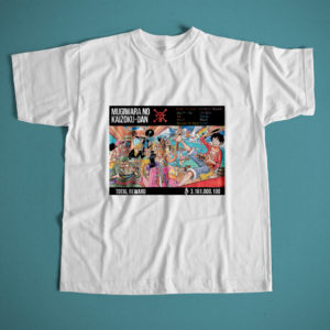 Camiseta Happy Days Mugiwaras